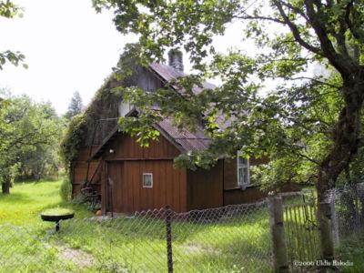 Kuoštrõg village homes III.