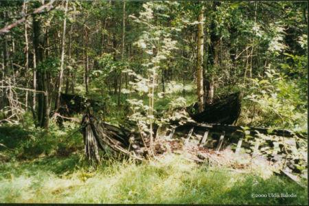 The boat graveyard I.