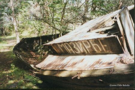 The boat graveyard II.