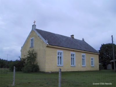 Pitrõg Baptist church II.