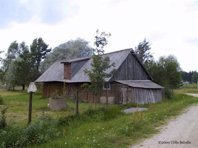 Pitrõg village homes III.