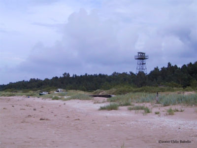 The Guardtower.