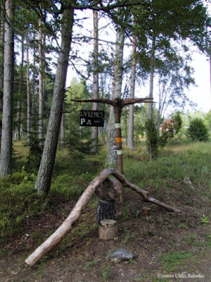 Livonia: The Campground.
