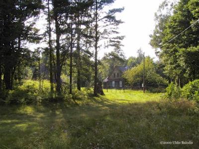 Sǟnag village homes II.
