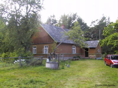 Ozolnieki — Poulīn's home.
